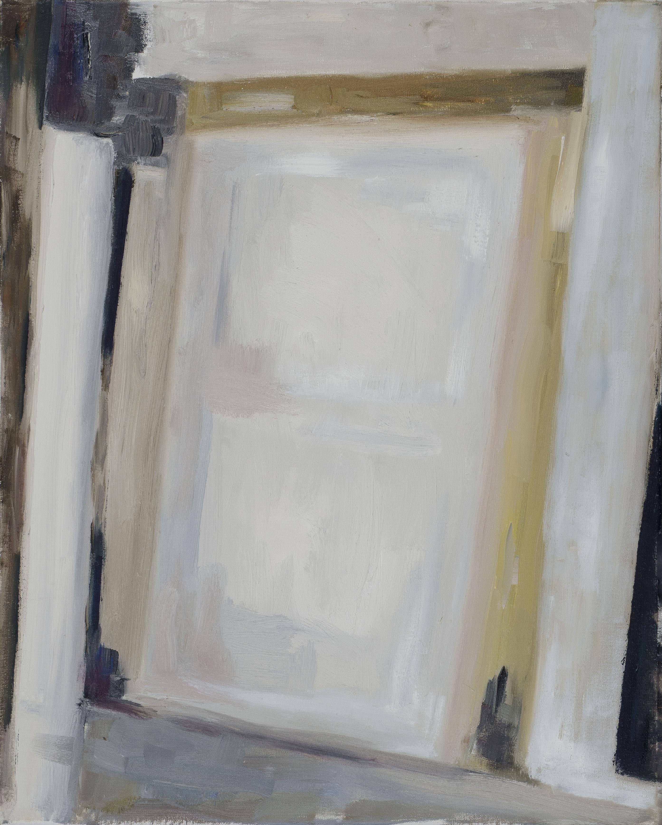 2014- kelderdeur- olieverf op canvas- 40x 50 cm
