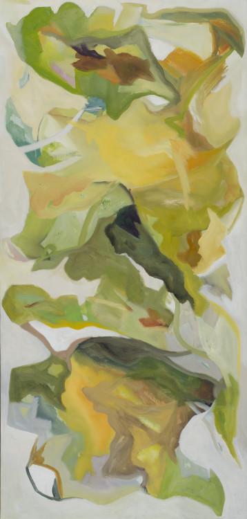 Wervelend.a- olieverf op doek- 65x 135 cm
